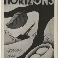 Queens College Horizons, May, 1944